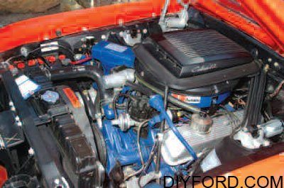 Ford Big-Block Engine Parts Interchange Specifications 9