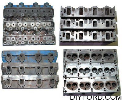 Image Result For How To Port A Cylinder Heada