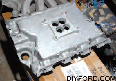 Induction System Interchange for Big-Block Fords Engines 9