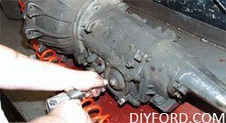 How to Disassemble Ford C4 and C6 Transmissions: Step by Step 1