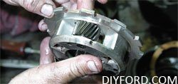How to Disassemble Ford C4 and C6 Transmissions: Step by Step 12