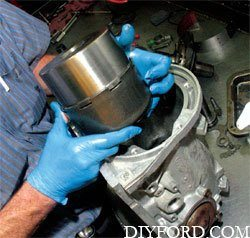 How to Assemble Ford C4 Transmissions: Cruise-O-Matic / Select Shift 14