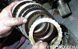 How to Disassemble Ford C4 and C6 Transmissions: Step by Step 2