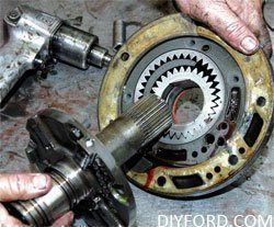 How To Disassemble Ford C4 And C6 Transmissions Step By Step