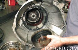 How to Disassemble Ford C4 and C6 Transmissions: Step by Step 5