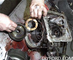 How to Disassemble Ford C4 and C6 Transmissions: Step by Step 9