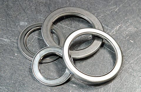 Fuel efficiency, along with wear and tear, improve with low-friction Torrington needle bearings. When you build, use new Torringtons if possible.