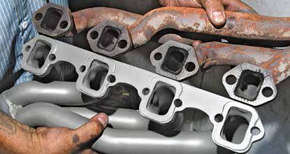 When you compare Ford factory shorties to JBA shorty headers, there's a world of difference in primary tube size and restriction.