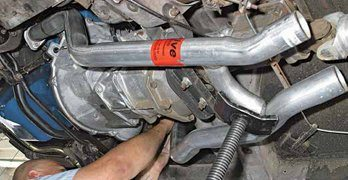 Exhaust Parts Interchange for Small-Block Ford