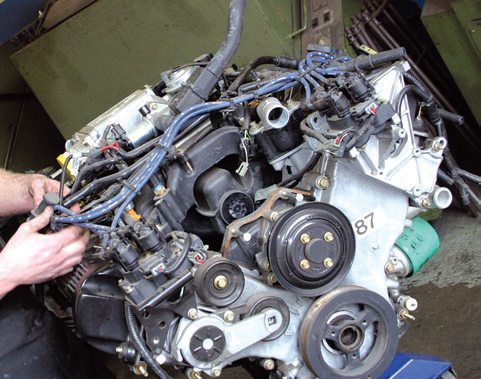 How to Disassemble Ford 4.6L & 5.4L Engines - Step-by-Step ...