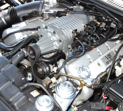 How well does your Ford vehicle support your new engine? You need to be thinking about the cooling system, electronic engine control, driveline, and even brakes and suspension.