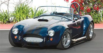 How to Choose a Cobra Kit Car