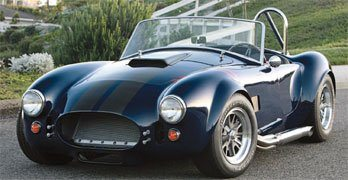 Cobra Kit Car Test Drive Guide