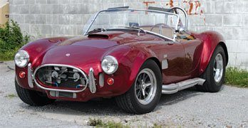 How to Buy a Pre-Owned Cobra Replica Kit Car