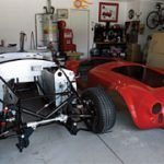 Cobra Kit Car Assembly Guide: Pedal Box, Steering Shaft and Steering Rack