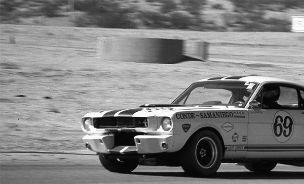 Watching this Shelby Mustang make the rounds on a racetrack, we understand why tire width and contact patch is so important when you're producing 450 horsepower at 6,500 rpm. A stroker V-8 gives us power. Managed carelessly, the stroker doesn't do much for us. This is why we have to think about vehicle packaging when we're building a stroker.