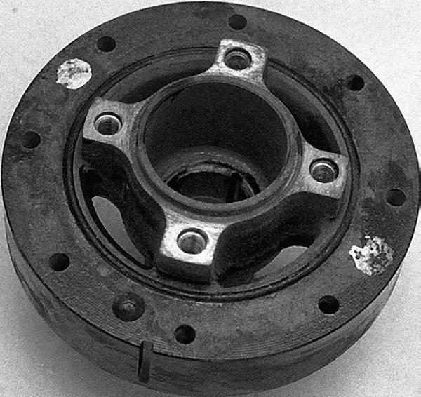 The 1970-up four-bolt balancer