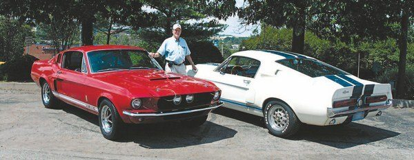 Together, V-738-2 and #03225 represent the first and last 1967 GT500s constructed at 6501 West Imperial Highway. The 1967 (and 1966 and 1965) GT350 Project Engineer Chuck Ca