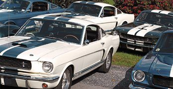 Shelby Mustang History: Building the Ponies That Became Snakes