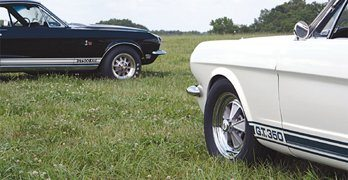 Shelby Mustang History: Revolution, then Evolution