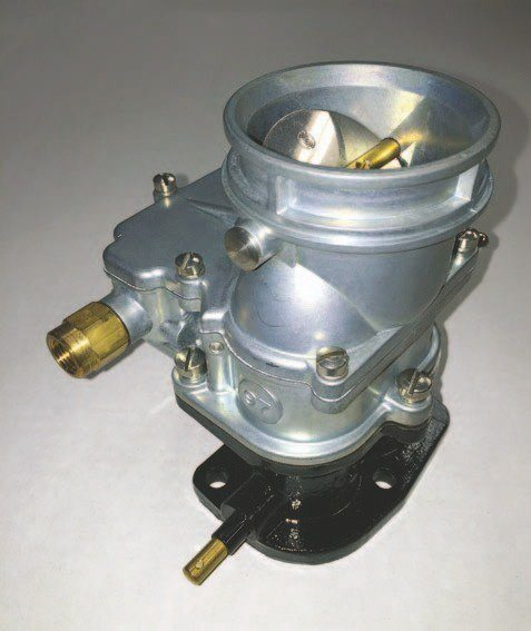 """One of the best things for flathead fans was reintroduction of the Stromberg 97 and the BIG97, which flows even more fuel for high-performance applications. The carbs have all the original faults fixed and are available in a range of finishes, from """"barn-find"""" to """"show chrome."""""""