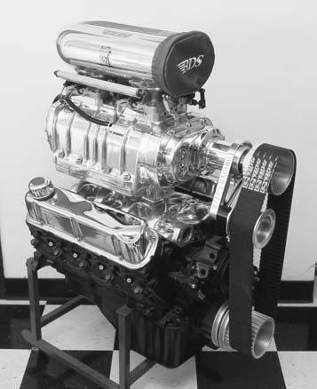 BDS is a multi-faceted company. They can either rebuild an original GMC-type core blower for the customer using all-new BDS-manufactured parts, or they can sell you one of their own setups based on everything from a BDS 4-71 to 16-71 supercharger housing.