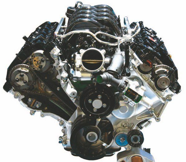 Head on, the Coyote is similar to the 4.6L DOHC engine it replaces. Whether you have a new Mustang or F-Series truck or are planning a Coyote swap into your vintage Ford, you're getting turnkey power and incredible fuel economy out of a 7,000-rpm DOHC V-8.