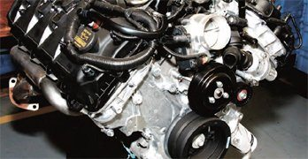 How to Build Ford Coyote Engines